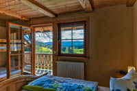 Titisee Fewo Schlafzimmer